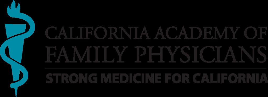 California Academy of Family Physicians Logo
