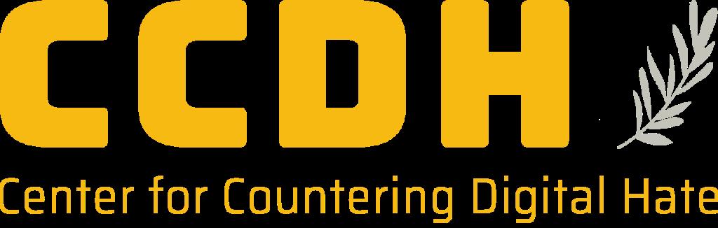 Center for Countering Digital Hate Logo