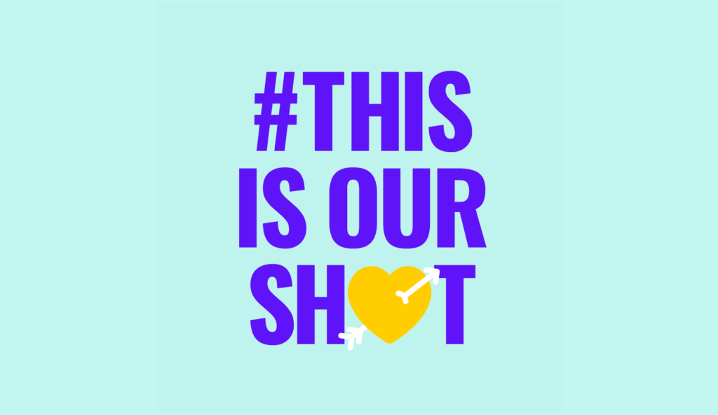 This Is Our Shot Valentine's Day