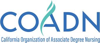 California Organization of Associate Degree Nursing Logo