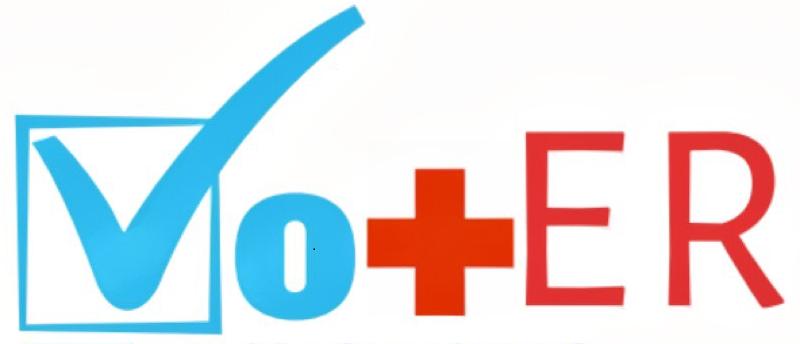 Vote ER Logo