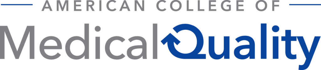 American College of Medical Quality