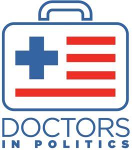 Doctors in Politics Logo